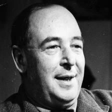C.S. Lewis Man W Christian character