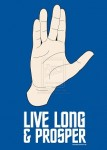 Live Long and Prosper HAnd
