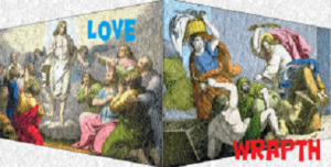 Bible Contradiction, Love or Hate