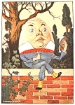 Humpty Dumptry, Image of a Ruined Life